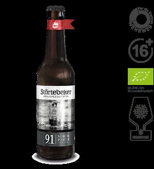 Nordik-Porter Flasche 0,33l