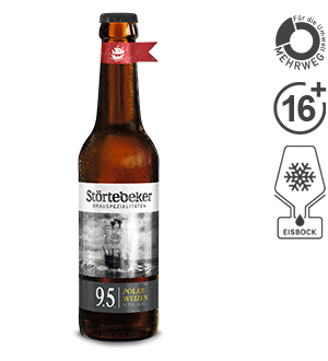 Polar-Weizen Flasche 0,33l